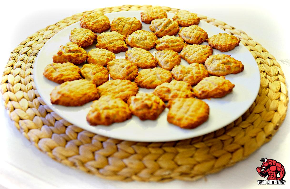 Kokosové sušenky se zázvorem