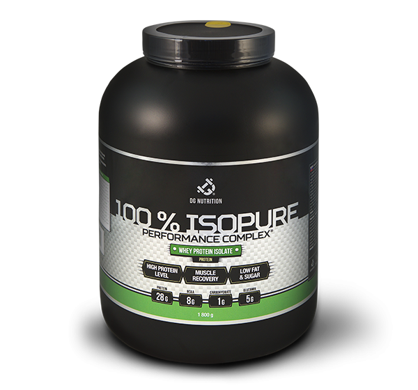 100% Isopure Performance Complex 1800g