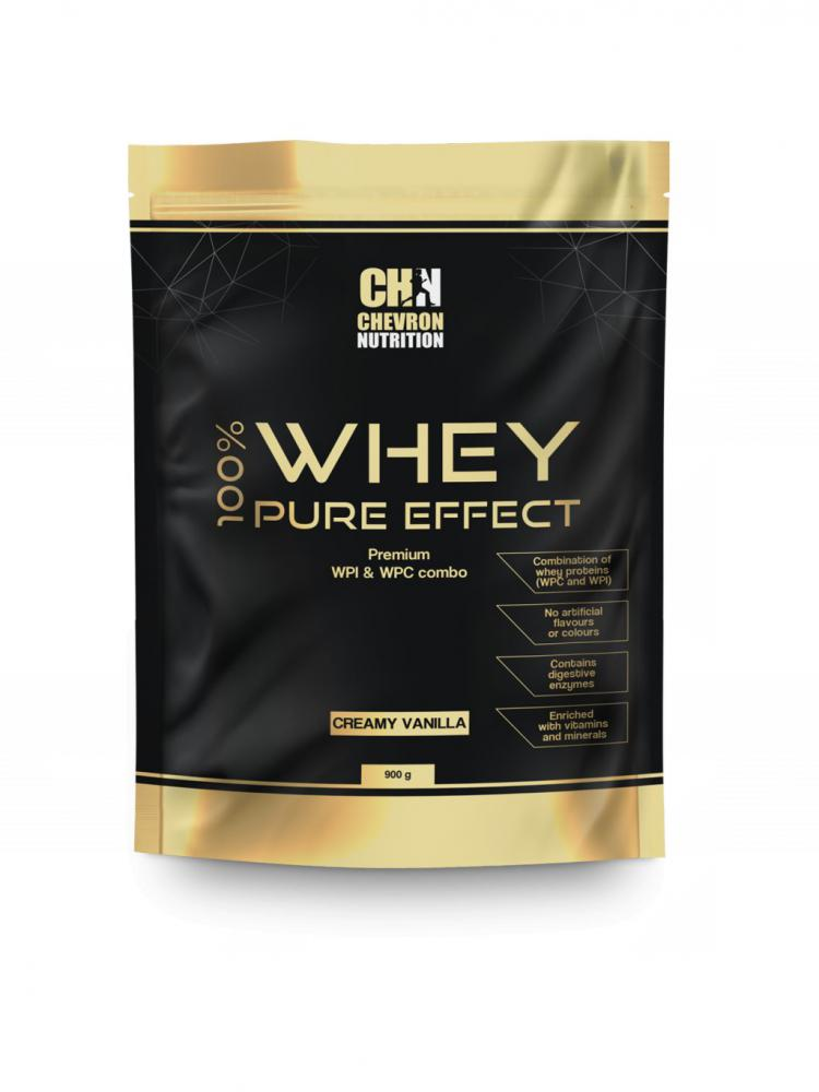 100 % Whey pure effect  900 G