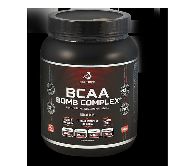BCAA Bomb Complex 500g