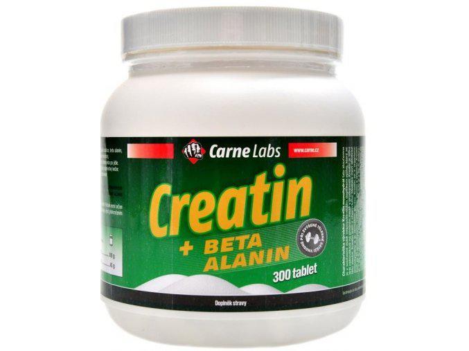 Creatin + Beta Alanin