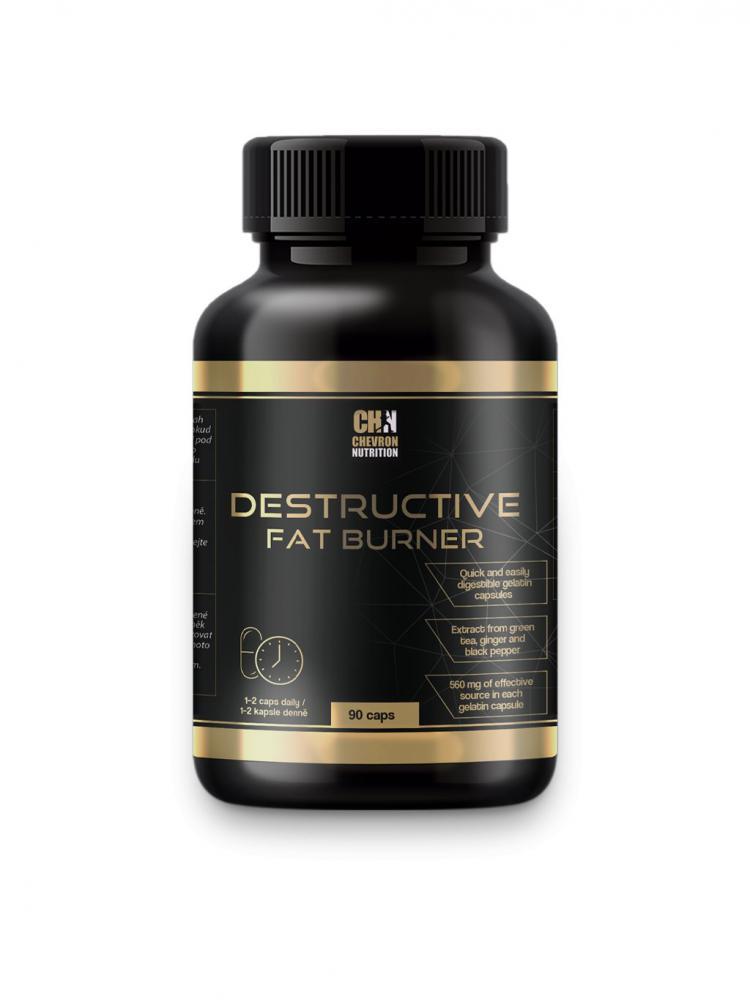 Destructive Fat Burner