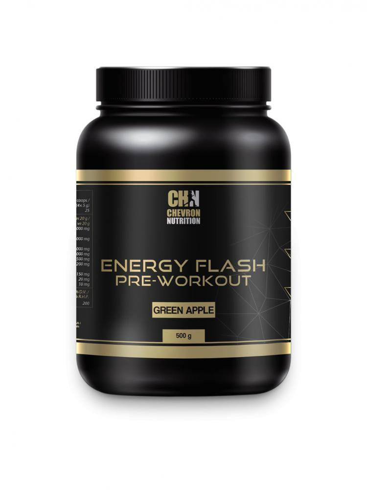 Energy flash pre-workout 500g
