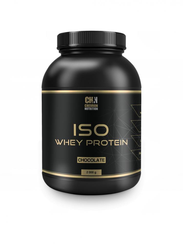 ISO Whey protein 2000g Čokoláda