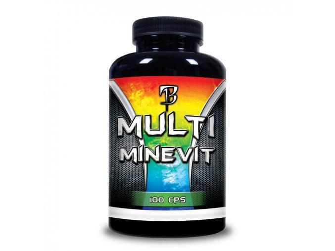 MultiMinevit 100cps