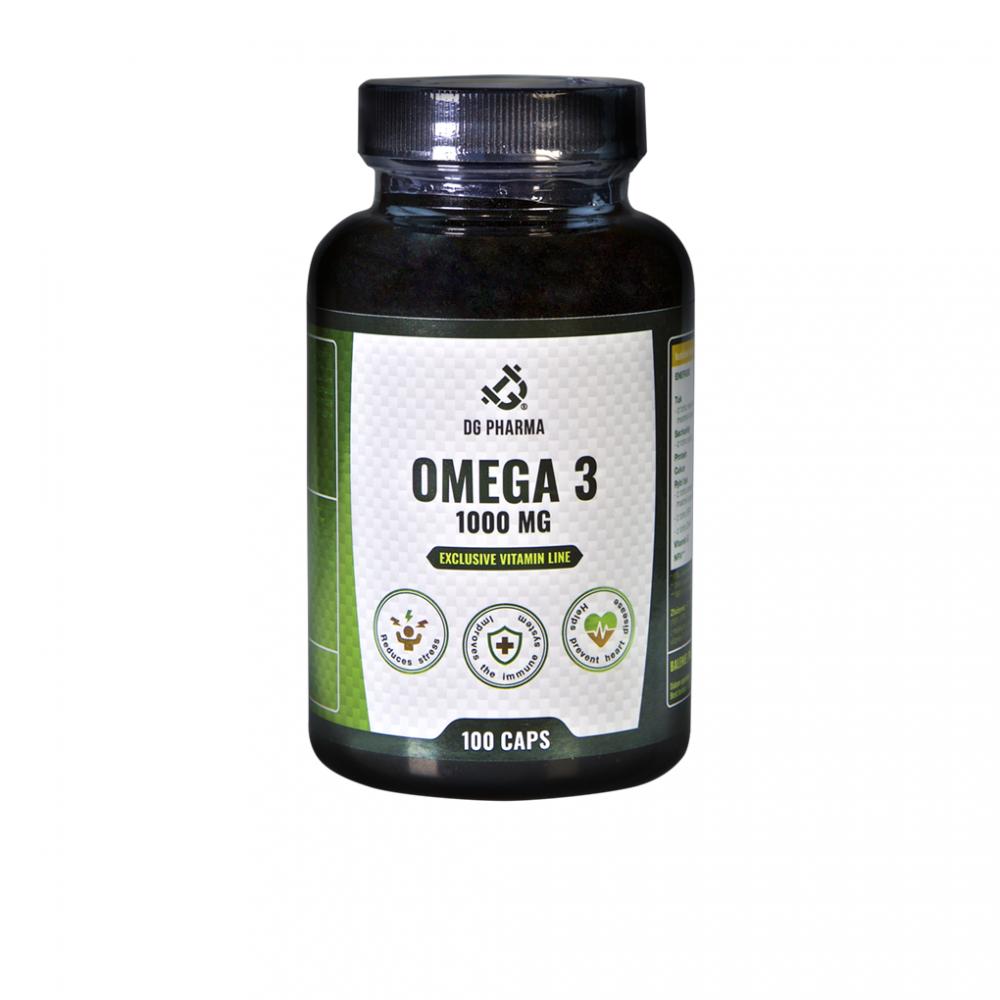 Omega-3 100 cps