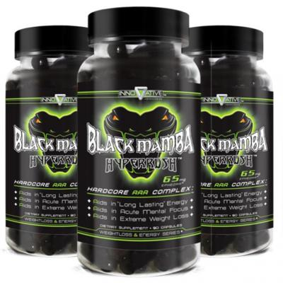 BLACK MAMBA, 90 tablet